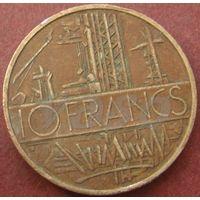 6135:  10 франков 1978 Франция