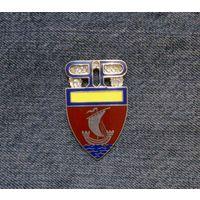 Знак (жетон) полиции Франции.