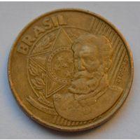 Бразилия 25 сентаво, 2001 г.