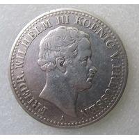 Пруссия. 1 талер 1829. Горный