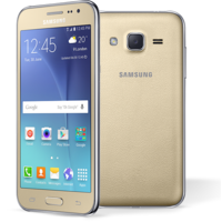 Смартфон Samsung Galaxy J2 Gold [J200H/DS]