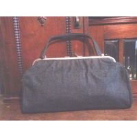 Из бабушкиного сундука: сумка женская 60-х годов ХХ века