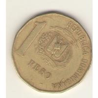 1 песо 1997 г.