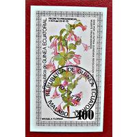 Экваториальная Гвинея,1978 год, цветы