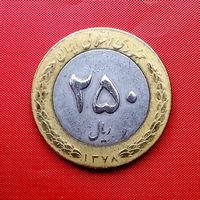 97-13 Иран, 250 риалов 1999 г.