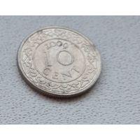 Суринам 10 центов, 2009 6-11-30