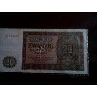 20 марок 1948 год