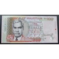 Маврикий. 100 рупий 2013 [UNC]