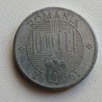 1000 Лей 2001 (Румыния)