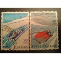 Италия 1966 бобслей полная серия