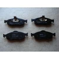 Колодки тормозные дисковые передние. / Ford Mondeo 1.6-2.5/1.8TD 1993-2000 / .  / Ford Scorpio 2.0-2.5TD 1992-1998 /.