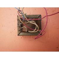 Трансформатор  силовой от ламповой радиолы