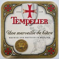 Подставка под пиво Tempelier /Бельгия/