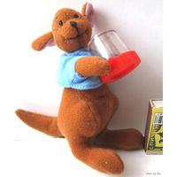 Мягкая игрушка Кенгуру с пауком МакДональдс