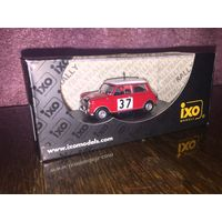 Morris Cooper S #37 Rally Monte Carlo 1964 IXO