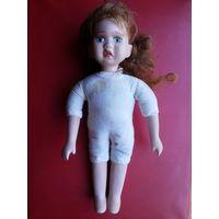Кукла керамика. Высота 20 см.