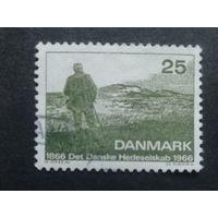 Дания 1966 пейзаж