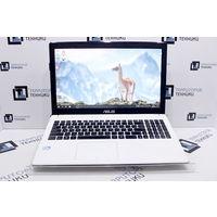 """Белый 15.6"""" ASUS X551CA на Intel (4Gb, 320Gb). Гарантия"""