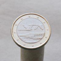 Финляндия 1 евро 2000