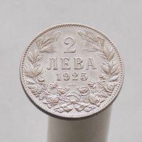 Болгария 2 лева 1925