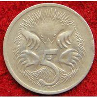 7314:  5 центов 1975 Австралия