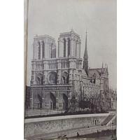 Соборъ Парижской Богоматери(12-13в.) 24х16см.