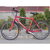 """Велосипед горный Giant , алюминиевая рама , колёса 26"""""""