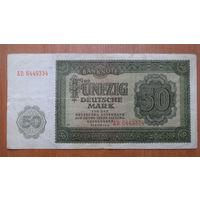 50 марок ГДР, 1948 год