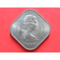 10 шиллингов 1966 года (900-летие основания Вильгельмом Завоевателем в 1066 году норманнской династии английских королей)