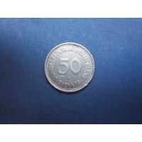 50 пфеннигов 1972 гдр