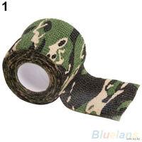 Камуфляжная маскировочная лента многоразовая цвет ассорти