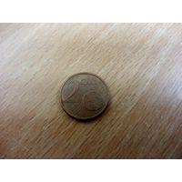 2 евроцента 2002 Ирландия