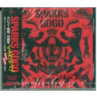 CD SPARKS GO GO - VARIETY (2006) NEW J-POP