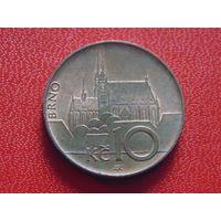 Чехия 10 крон, 2008 г.