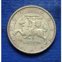 Литва 10 евроцентов 2017
