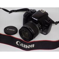 Зеркальный фотоаппарат Canon EOS 450D + Kit 18 - 55 mm