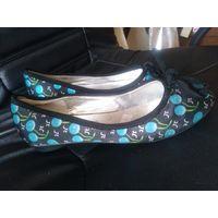 Туфли балетки для королевы принцессы р. 35