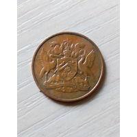 Тринидад и Тобаго 1 цент 1971г.
