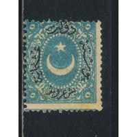 Турция Османская Имп 1868 Вып Дюло Тип III Стандарт  #17Aa*