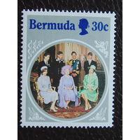 Бермудские острова 1985 г.