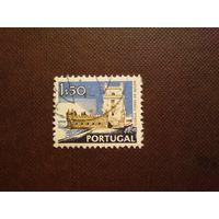 Португалия 1972 г.Башня Белен, Лиссабон.