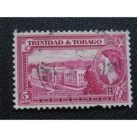Тринидад и Тобаго 1953 г.