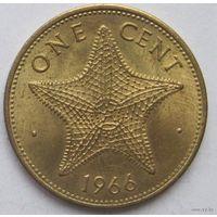 Багамские острова 1 цент 1966