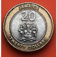 122-18 Ямайка, 20 долларов 2000 г.