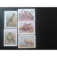 Ирак 2003 фауна полная серия