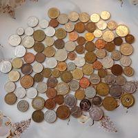Монеты разных стран и времен 100 шт.    11