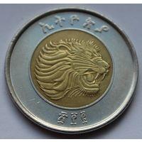 Эфиопия, 1 быр 2010 г.