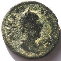 ВАЛЕРИАН I (253-260) КИЛИКИЯ. АНАЗАРБ. АЕ20.