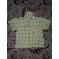 Рубашка на 6-9 мес