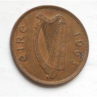Ирландия 1 пенни, 1963 4-3-12